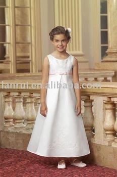free shipping popular Flower Girl Dress