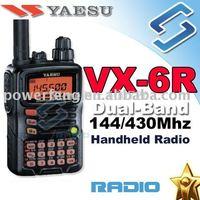 Yaesu VX-6R DUAL BAND HAM RADIO Transceiver 144/430Mhz