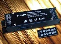 DMX512 constant voltage decoder;Meets DMX512/1990;DC12-24V input;12V/5A*3 channels output;P/N:CT305R