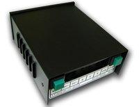 LED RGB controller,DC5V-DC 24V input;Max8A*3 channels output;P/N:LT-310