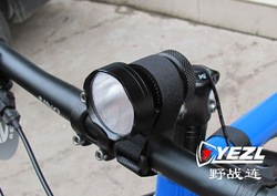 Free shipping NEW STYLE bike lights CREE R5 370 lumens 3 files lower beam,bike lamp(China (Mainland))