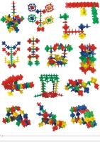 Educational Toys  Puzzles Assembling Toys  Erector Set DIY TOY WORLD Baby Puzzles