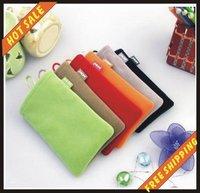 Hot sale-50pcs/lot--new arrival soft pouch pocket case for iphone 2G3G3GS