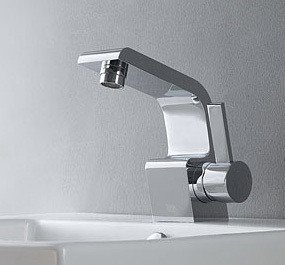 single Handles Widespread Bathroom Sink Faucet(China (Mainland))