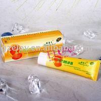 Lemon deep whitening and renewal cream Exfoliator