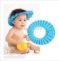 - New Soft Baby kids Children Shampoo Bath Shower Cap Hat 20pcs