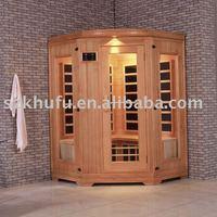 fir sauna cabinet cheops 8956