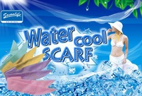 New Arrival! 2010's cool summer, Water Cool Scarf, cool scarf, cool product>>>Hot Sale!