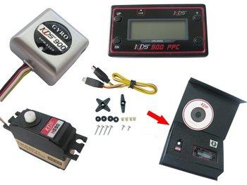 KDS 900 high performance SMM sensor and controller Gyro KDS900 gyro with KDS N590 metal digital servos quality same  hot selling