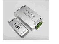 LED RF common controller;DC5V/12V/24V input optional, please advise;P/N:KL-CON-RF4B(H)-3CH-LV