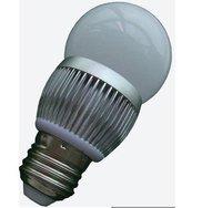 E14/E26/E27 base(please specify)3*1W led bulb;cool white;P/N:QP3W003