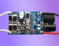 LED Constant current driver;DC12V input;320mA/6*1W output;P/N:AT1140