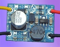 LED Constant current driver;DC24V input;640mA/3*3W output;P/N:AT1161