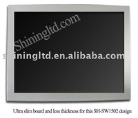 "15"" lcd advertising display (SH-SW02BF)"