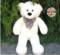 Hot Sale! Free Shipping! 80cm white teddy bear ,teddy bear,gift