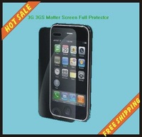 50pcs/lot-Hot sale-Mobile phone screen protection LCD Screen Protector Screen Guard protective film for iPhone 3G 3Gs