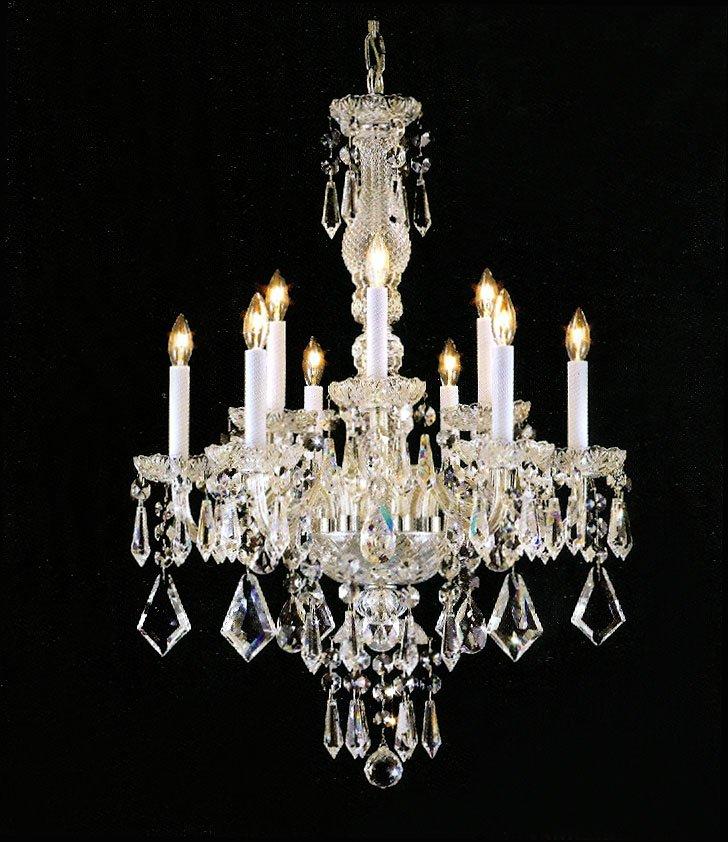 antique b font bohemia 15 lights led font b crystal b font chandelier ...