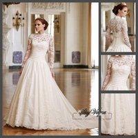 SP11005 * New Casamento Mariage  Vestido De Novia Gown Bride Sexy Fashionable Tulle Vintage Plus Size Wedding Dress