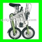 "12""Folding Bike Bicycle Portable Foldable Cycle Sports(Hong Kong)"
