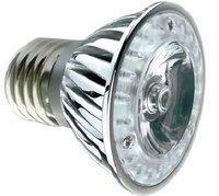 E27 1*1W;LED Spot Light;AC85-265V input;warm white color;P/N:XN-E27D-11WW