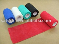 Lightweight cohesive bandage For sports safety