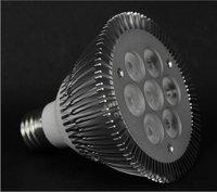 E27 LED Par light;PAR30;7*1W;AC100-240V input