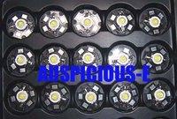 3W power LED+Aluminum Base board  Red/Green/Blue/Yellow/white Warm/ White 5pcs/lot