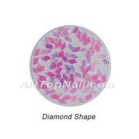 Glitter shaper, nail art accessories
