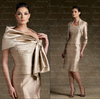New Free shipping taffeta beading elegance mother of the bride dress MD0401