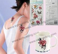 Free Shipping + Mix Designs Order !! Tattoo body sticker