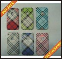 Hot sale-10pcs/lot-new arrival plastic Case for iphone
