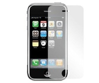 Free Shipping(via UPS) For Apple iPhone 3G 3GS Matter Screen Full Protector Guard SuperDeal