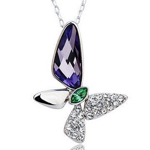 Crystal Butterfly, Crystal Butterfly Jewelry, Crystal Butterfly Gifts