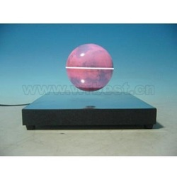 magnetic floating globe, magnetic suspension globe with induction lights(China (Mainland))