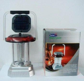 12 pcs/lot solar hand light.solar hand lamp 36 led 15000mcd solar panel:0.9W(3.35v 250ma)*2pcs free shipping