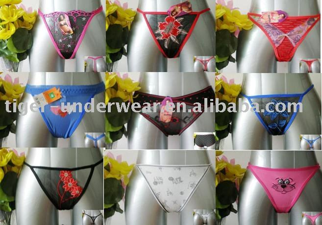 ladies' underwear(China (Mainland))
