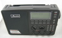 ANJAN DTS10 Digital FM / AM / Shortwave / SSB World Band Radio Receiver English manual