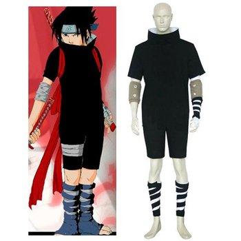 Naruto Sasuke Uchiha Cosplay Costume