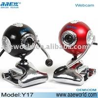 Plug and play, Driverless Webcam Y17