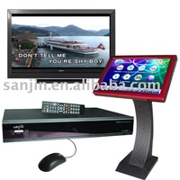 FREE SHIPPING-Touch Screen Karaoke System
