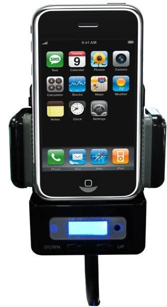 for iphone 4G car holder FM Transmitter(China (Mainland))