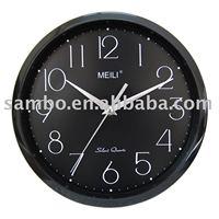 Fashion Plastic Clock for Gift 902B