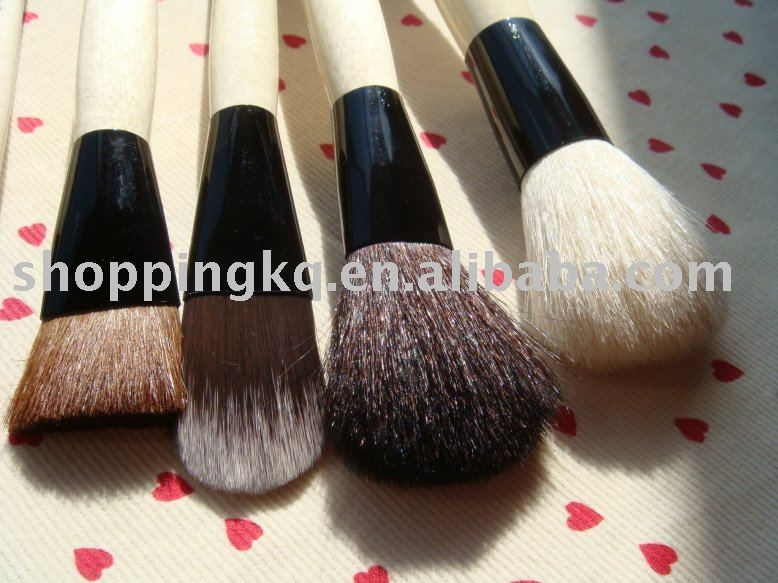 12 Pcs Cosmetic Eyeshadow Makeup Brush Bag(Hong Kong)