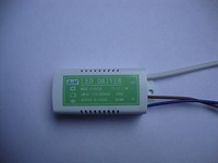 LED Constant current driver;3-7*1W;AC170-265 input;9-24VDC/310ma output;P/N:S-0124