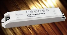 RGB LED Controller;DC12-24V input;5A*3 channel output;P/N:CT308(China (Mainland))