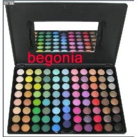 Low price+ Free Shipping new 88 Colors Palette Eyeshadow/Eye shadow colors #1,#2 (2/5/10/20 pcs/lot)(China (Mainland))