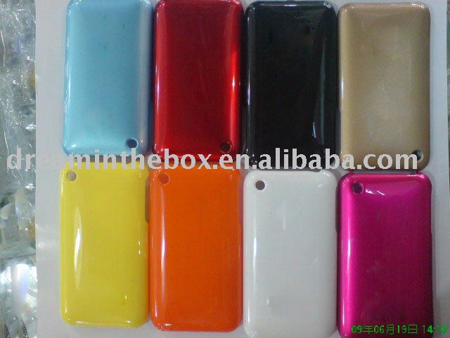 colorful case for 3GS 3G phone(China (Mainland))