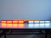 Police Fire emergency works Visor Emergency Red / White LightBar Light Bar