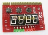 PC tester,PCI post card,motherboard diagnostic card,PCI 4 bits pc Diagnostic