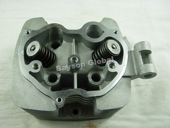 Free Shipping Cylinder Head Assembly for 150cc Dirt Bikes,ATV Parts@87111